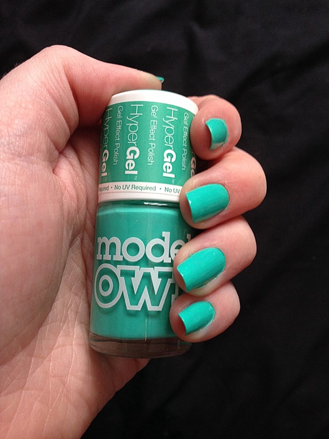 7 Day Challenge – Models Own HyperGel Review