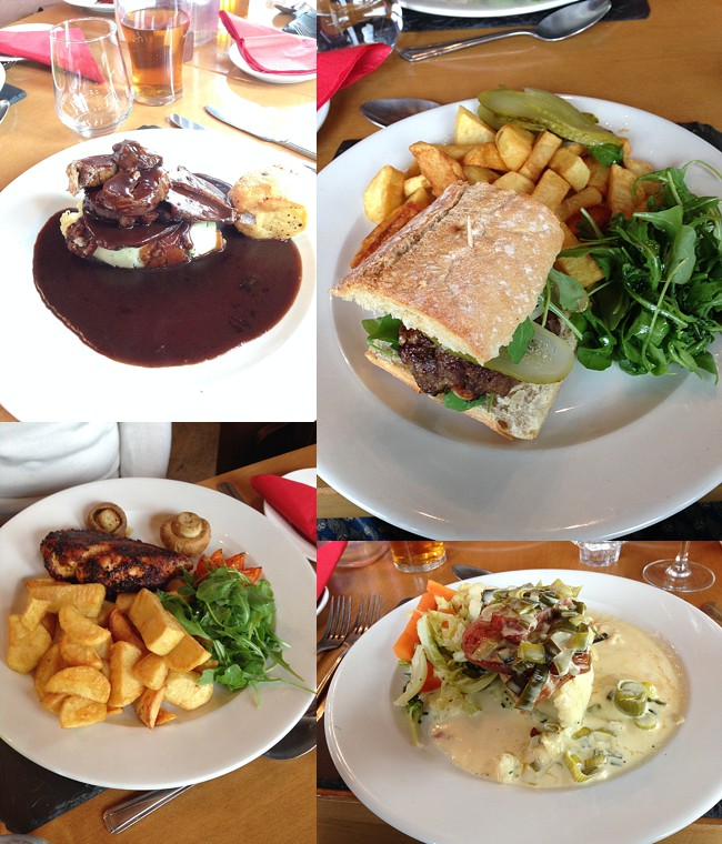The Pen Y Cae Inn – He Says/She Says Review