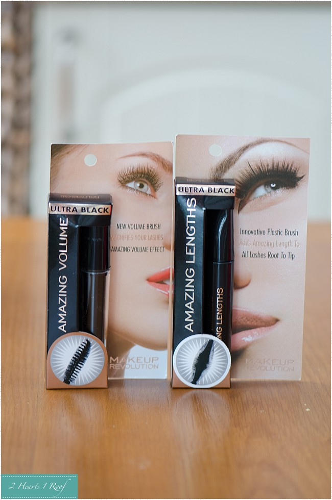 Makeup Revolution Mascara Review