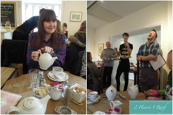 South Wales Bloggers Tea Party