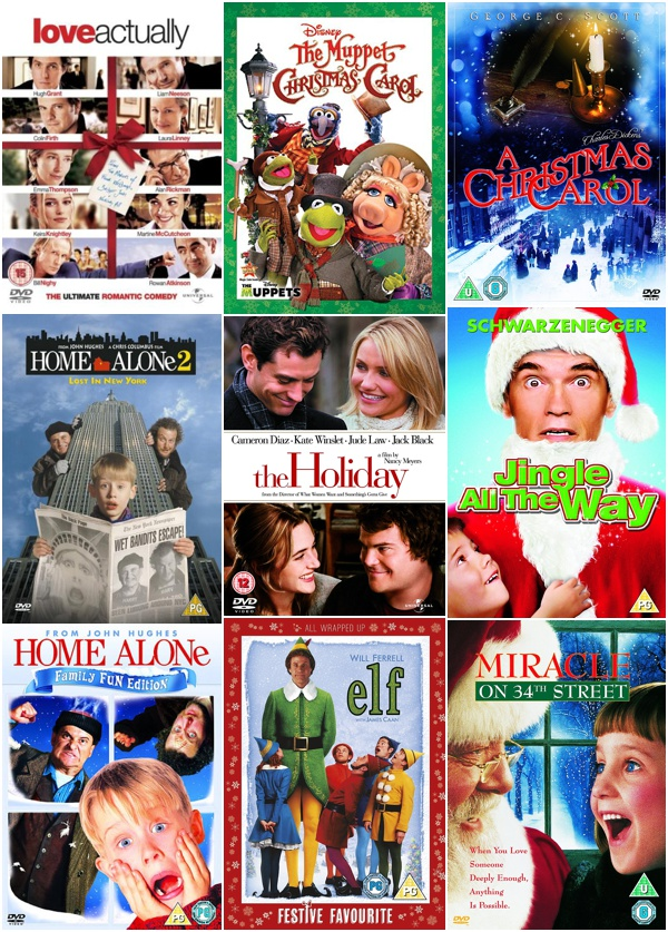 According to Bloggers – The Best Christmas Movies