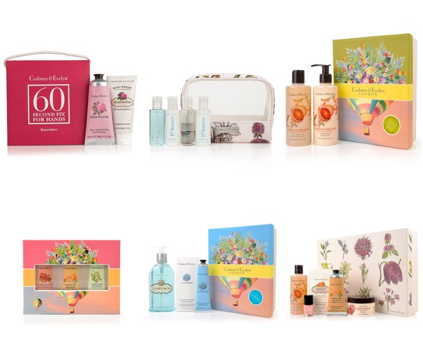 Gift Ideas from Crabtree and Evelyn