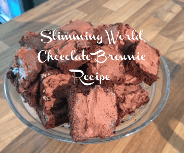Slimming world chocolate brownie recipe Slimming world recipes for 1 person
