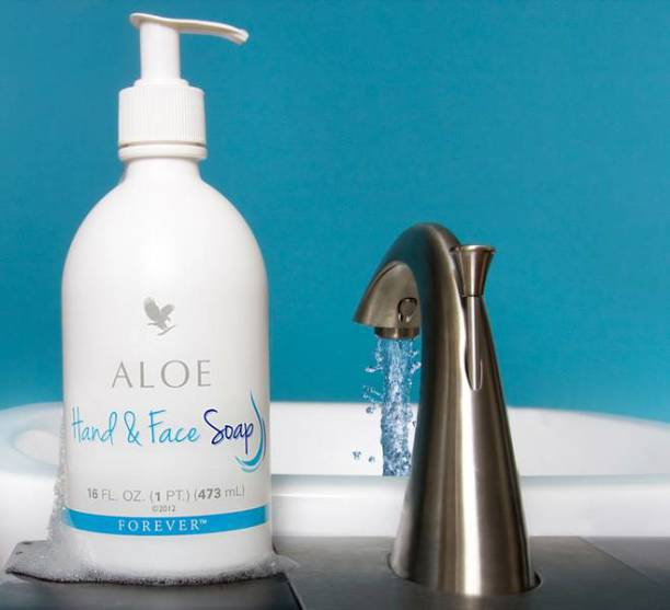 Beauty Week – Forever Living Aloe Hand and Face Soap Review
