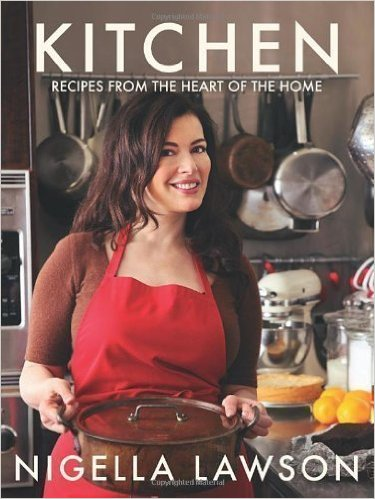 top 5 recipe books - Nigella lawson