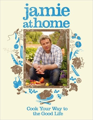top 5 recipe books Jamie Oliver