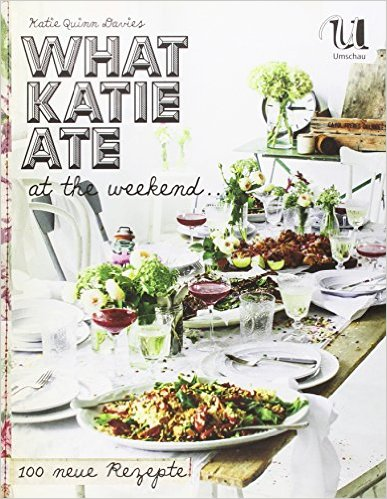 Top 5 recipe books - Katie Quinn Davies