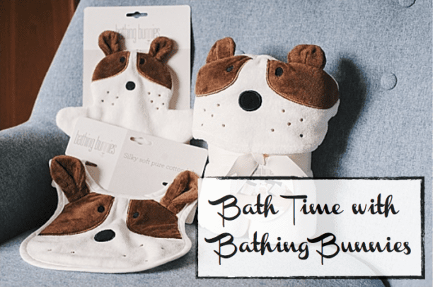 Bathing Bunnies Towel Gift Set
