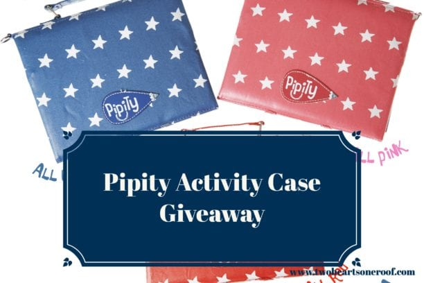 12 Days of Christmas Giveaway – Day 7 Pipity Activity Case
