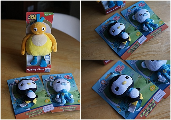 Octonauts toy for babies