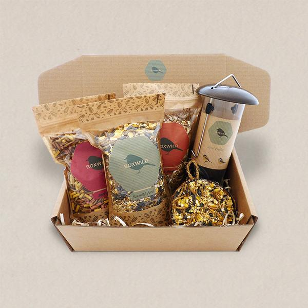 bird seed subscription box