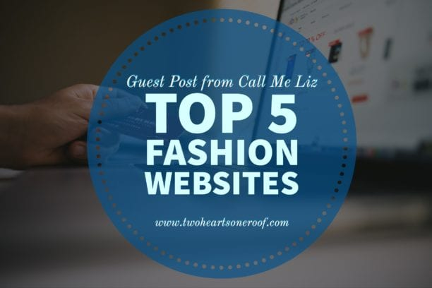 Top fashion websites