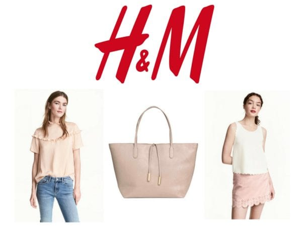 H&M top fashion website
