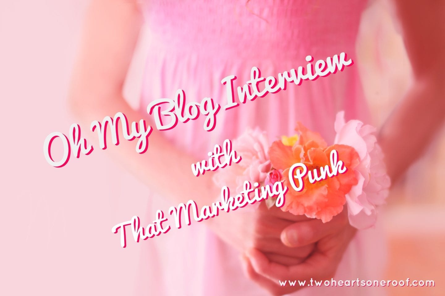 Oh My Blog Interview Series