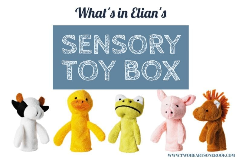 Sensory toys for babies