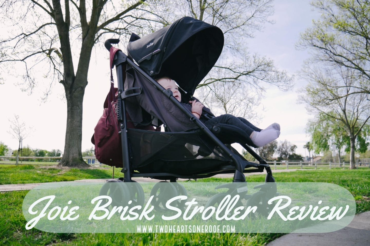 Joie Brisk Stroller Review – Compact Travel Buggy Review