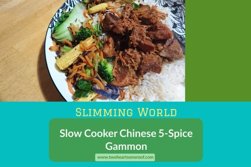 Slimming world slow cooker chinese 5-spice gammon - Slimming world Gammon recipe