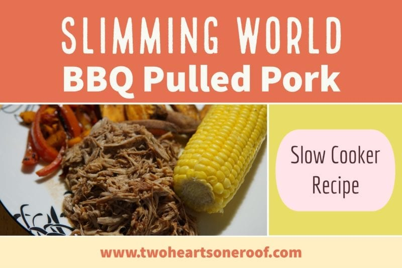 Slimming world BBQ Pulled Pork Recipe