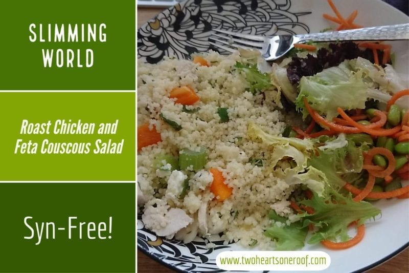 Slimming World Couscous salad recipe