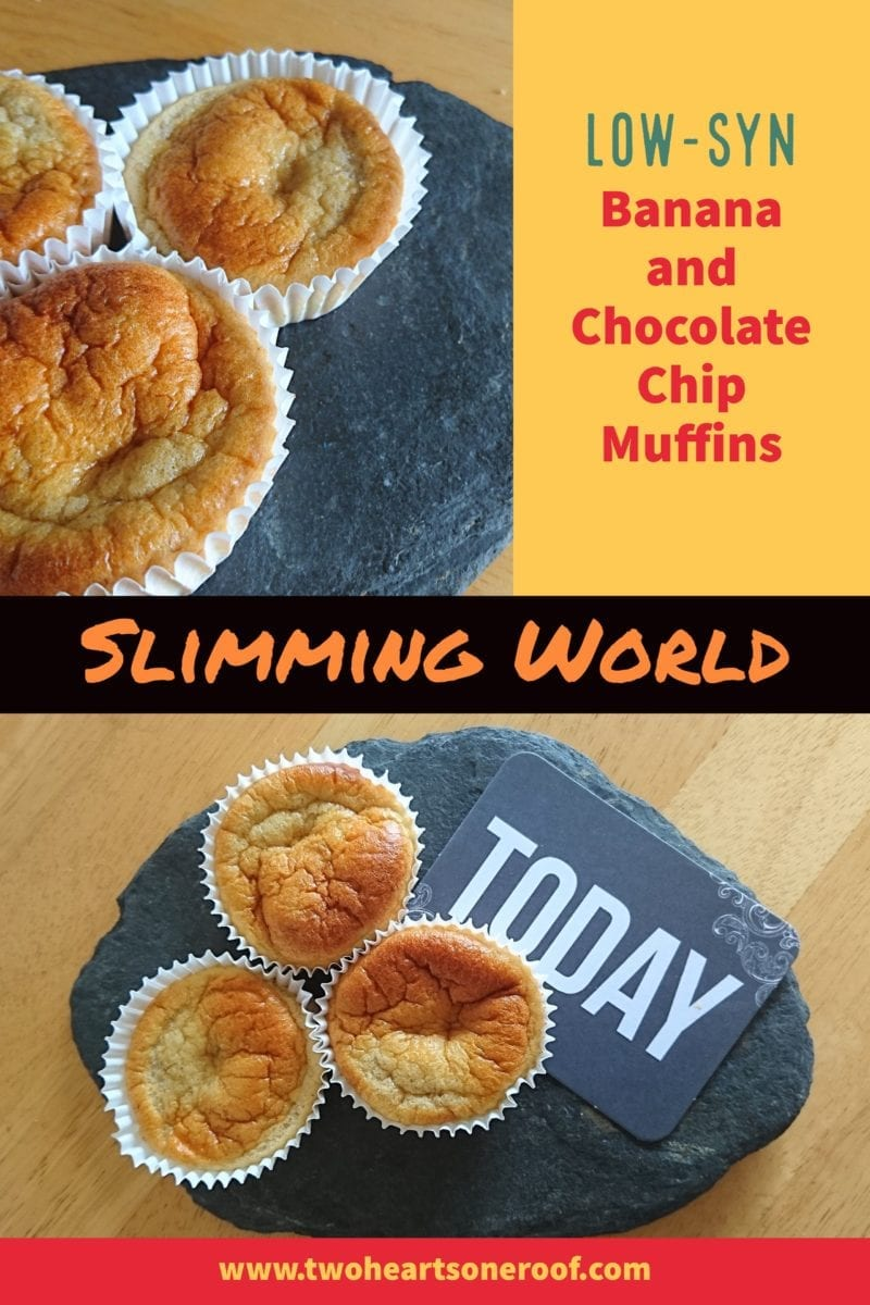 Low syn treats - Slimming World Banana Recipe