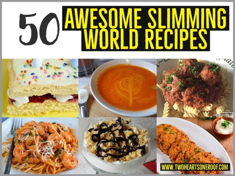 50 awesome Slimming world recipes
