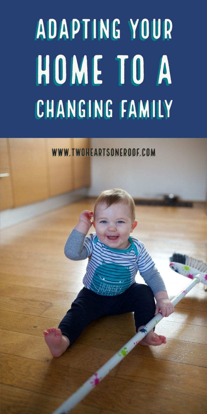 Adapting your home - baby proofing