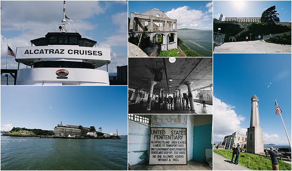 places to visit in San Fransisco with kids - alcatraz