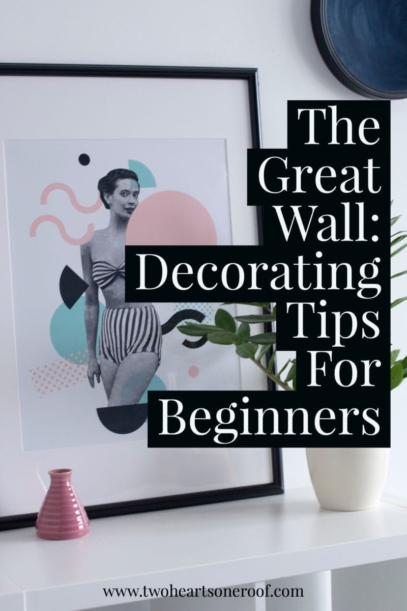 Decorating tips for beginners
