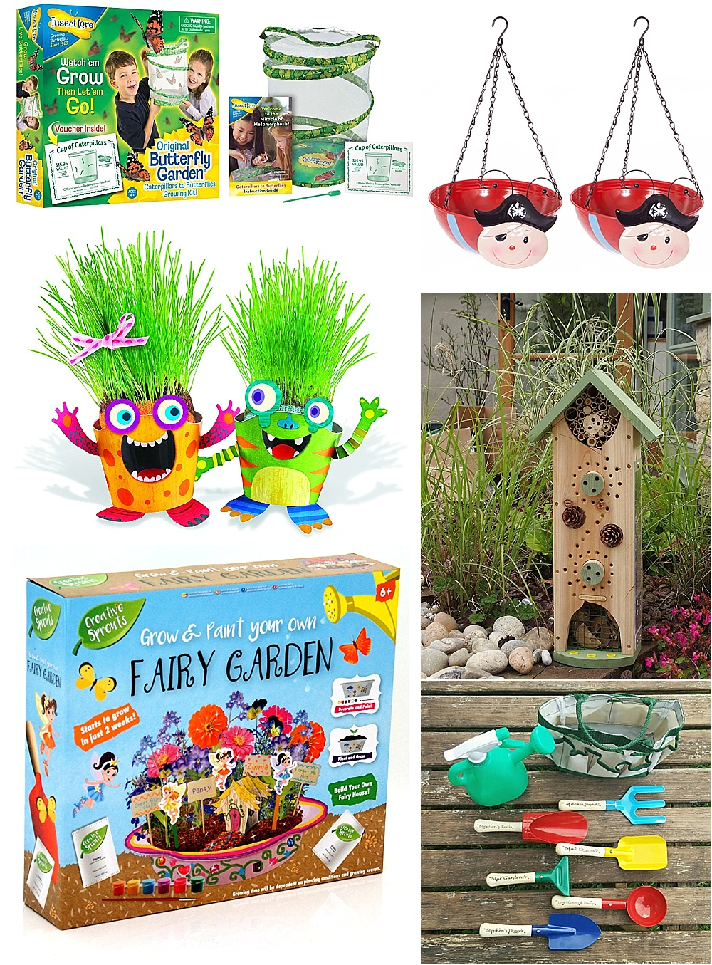 Tips for growing a kids garden