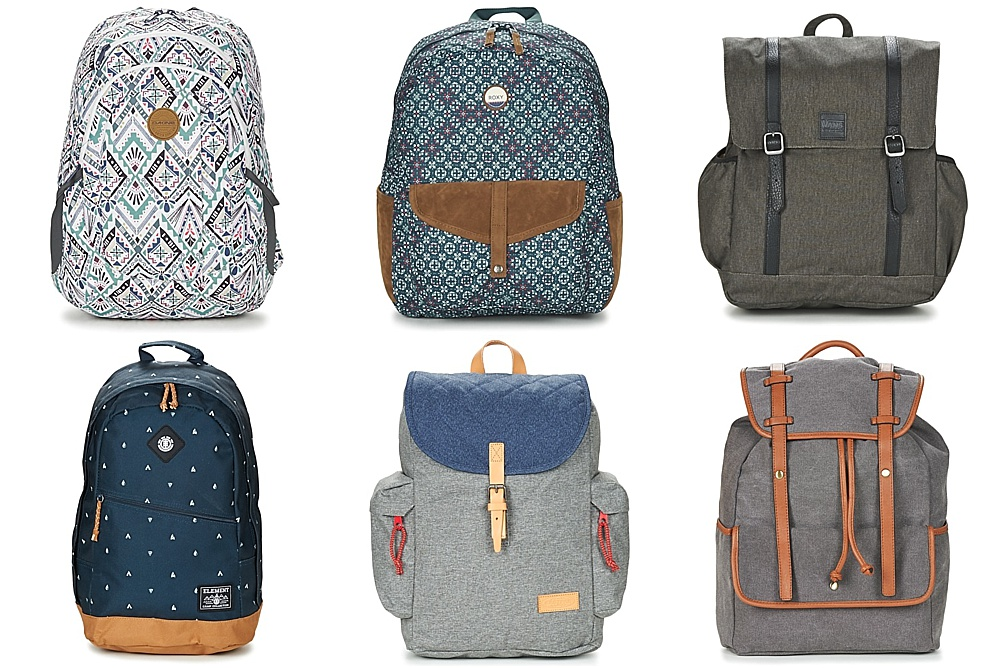 The City Break Packing Guide - Stylish backpacks