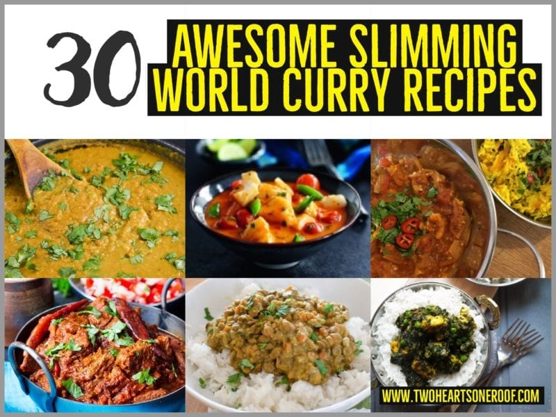 Slimming World Curry Recipe - National Curry Recipe