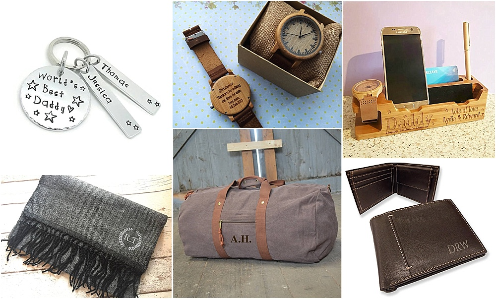 18 Personalised Christmas Gifts For All The Family