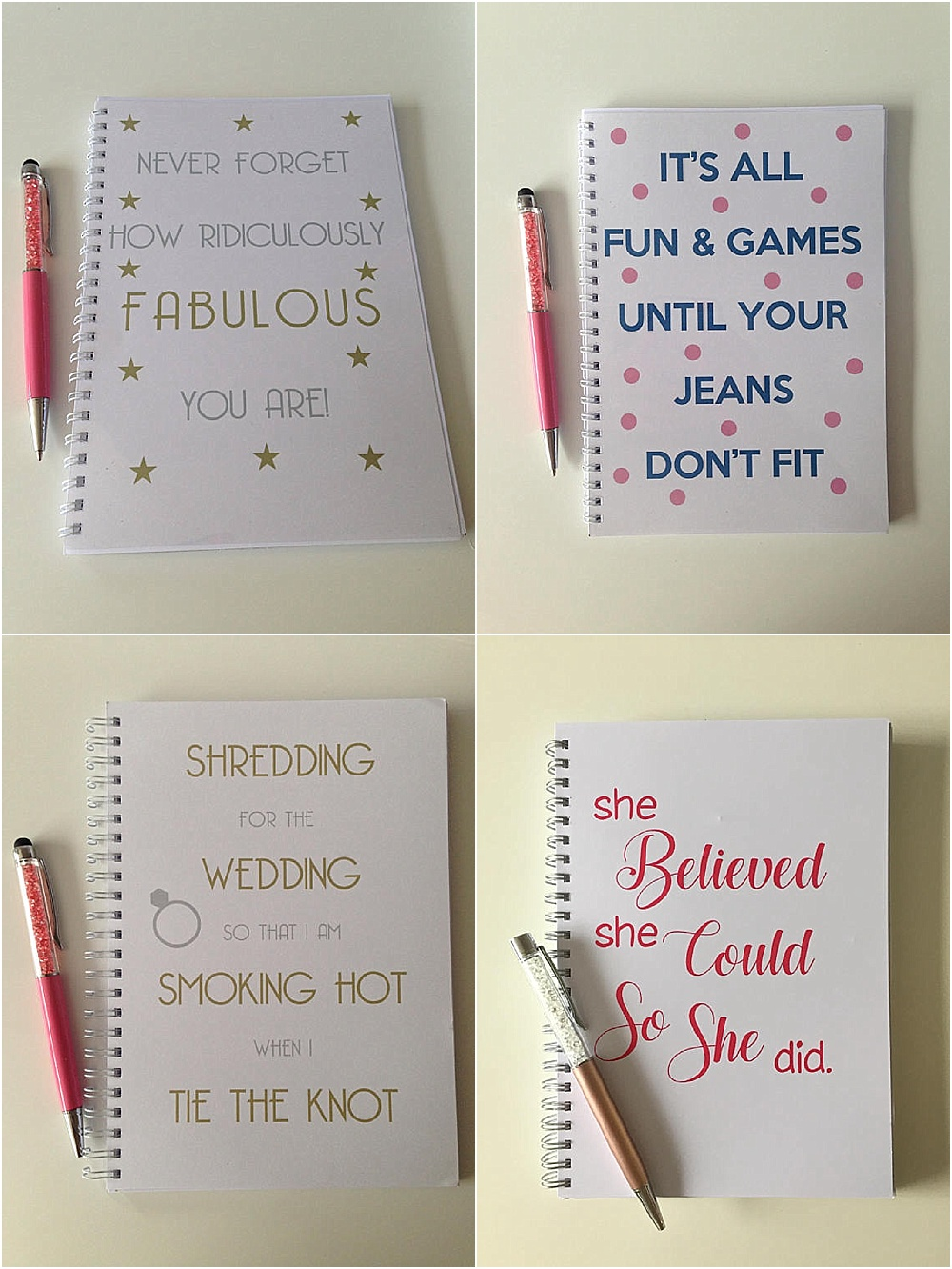 Slimming World diet Food Planner Diary Giveaway
