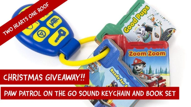 Paw Patrol On The Go Sound Keychain