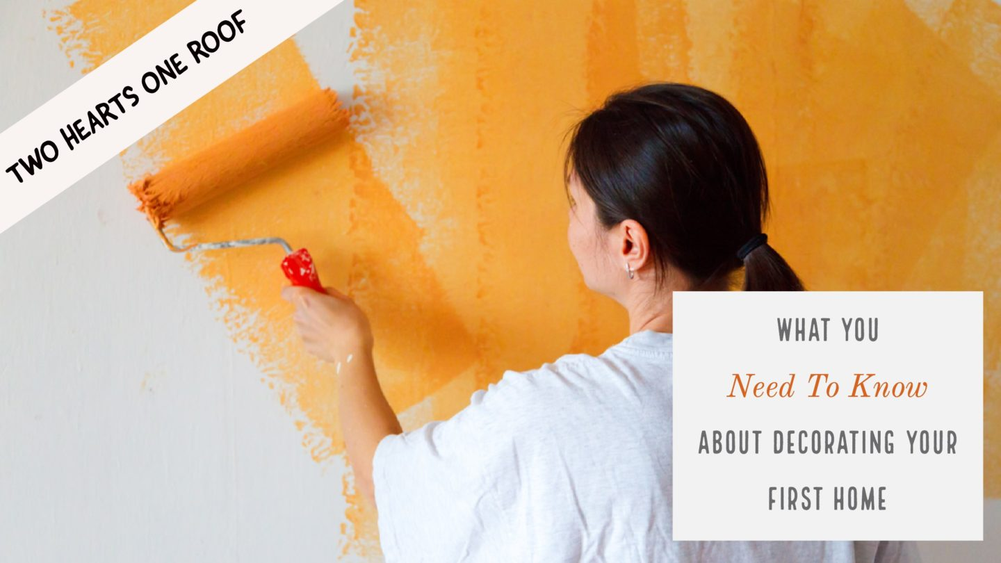 Jumping The Nest: What You Need To Know About Decorating Your First Home