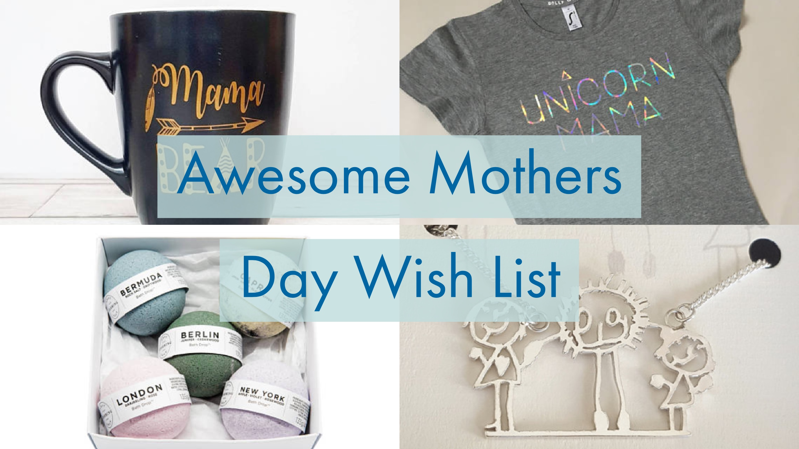 Mothers Day Gift Ideas From Etsy Awesome Mothers Day Gifts