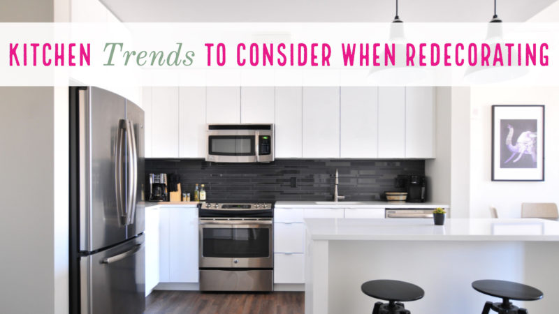 Redecorating Your Kitchen? Consider These Different Kitchen ...