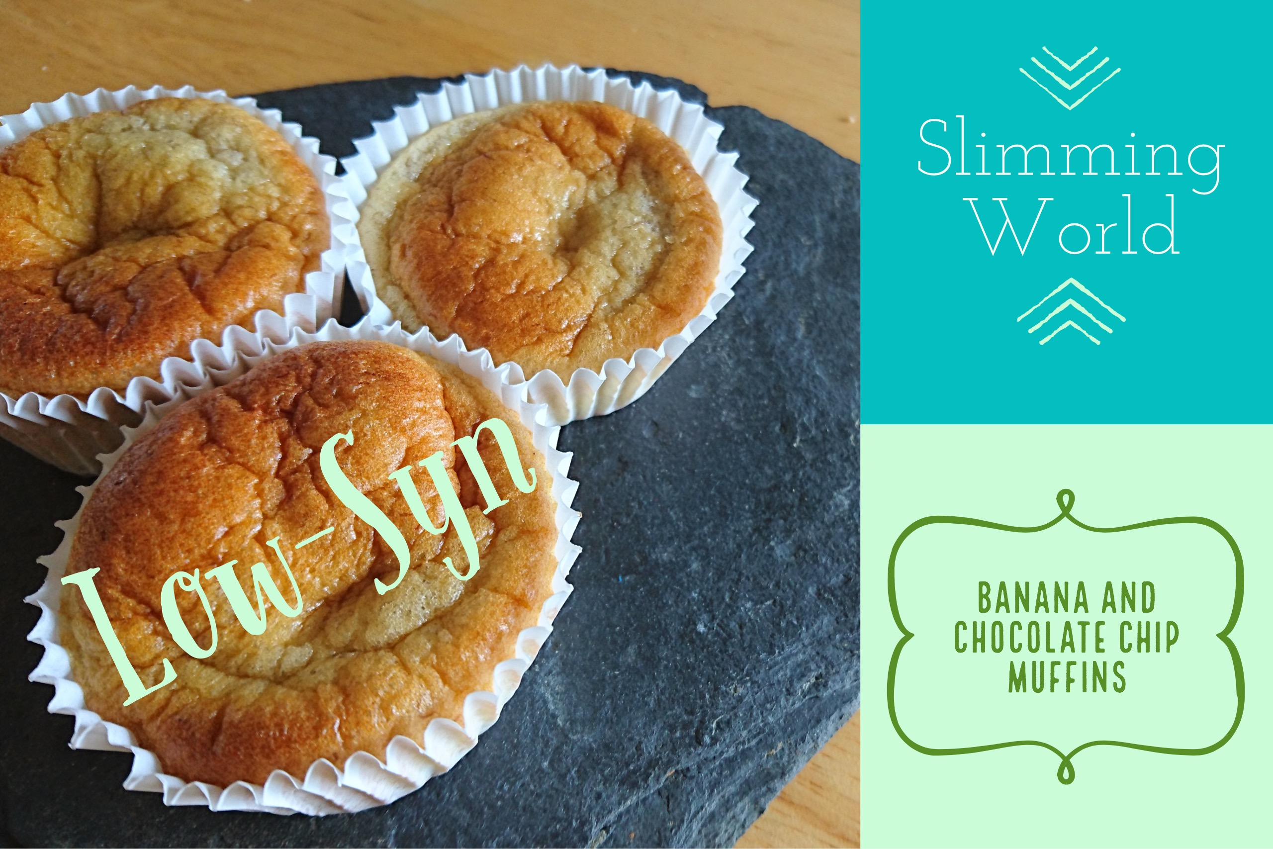 Low Syn Treats Slimming World Banana Muffin Recipe