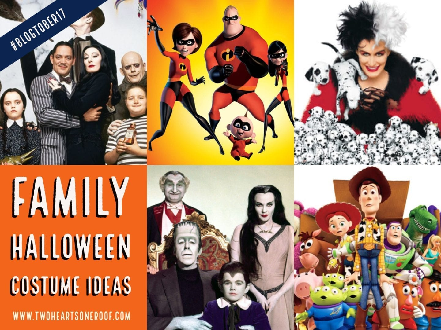 family halloween costume ideas archives - two hearts one roof